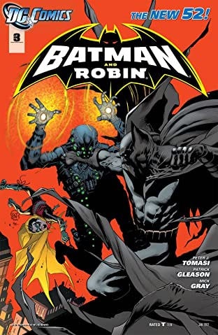 Batman and Robin (2011-2015) No.3