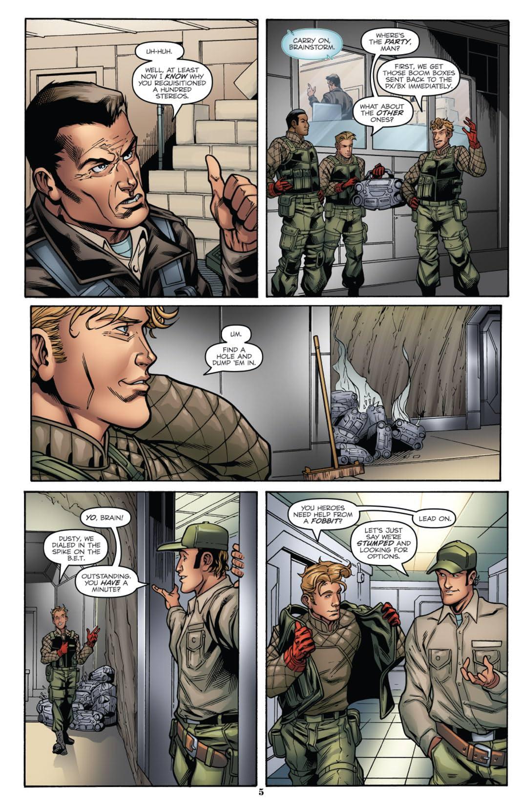G.I. Joe No.2