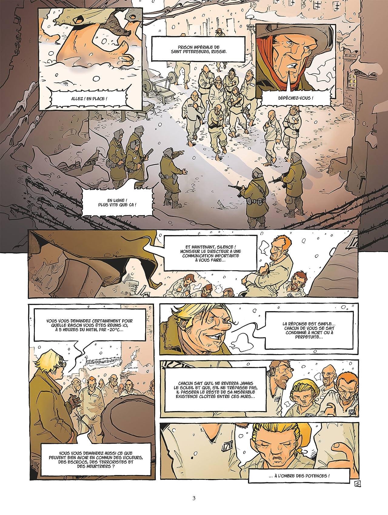 Uchronie(s) - New Moscow Vol. 3