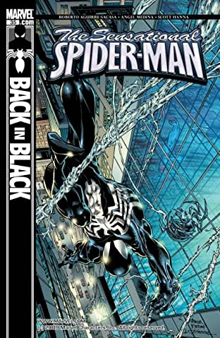 Sensational Spider-Man (2006-2007) #35