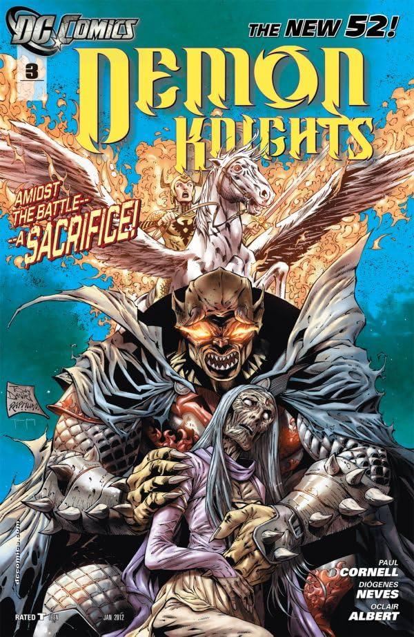 Demon Knights (2011-2013) #3
