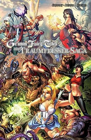 Grimm Fairy Tales Die Traumfresser-Saga Vol. 1