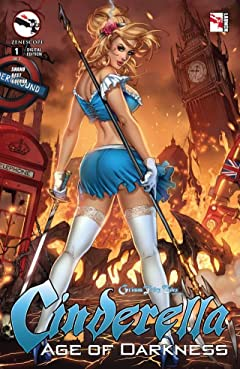 Age of Darkness: Cinderella #1 (of 3): Age of Darkness