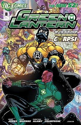 Green Lantern (2011-2016) #3