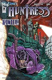 Huntress (2011-2012) #3 (of 6)