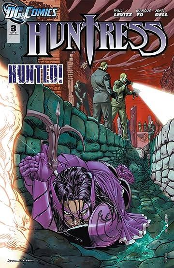 Huntress (2011-2012) #3