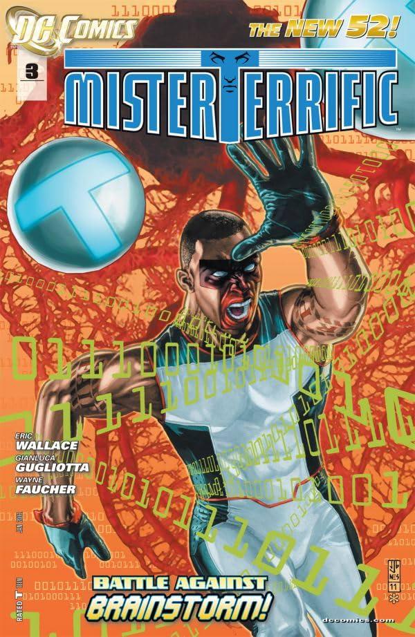 Mister Terrific (2011-2012) #3