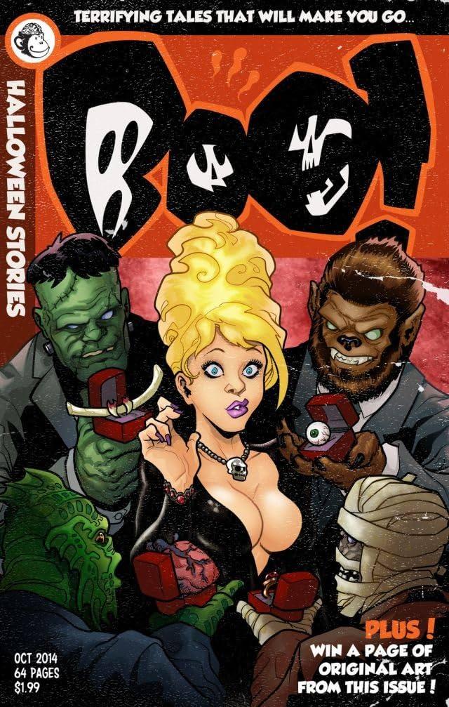 Boo! Halloween Stories Vol. 2 #1