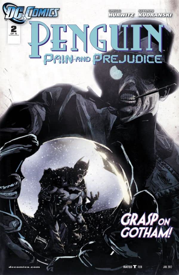 Penguin: Pain & Prejudice (2011) #2 (of 5)