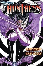 Huntress (2011-2012) #2 (of 6)