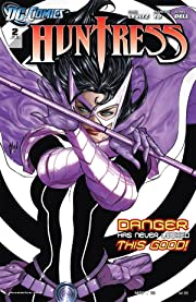 Huntress (2011-2012) #2