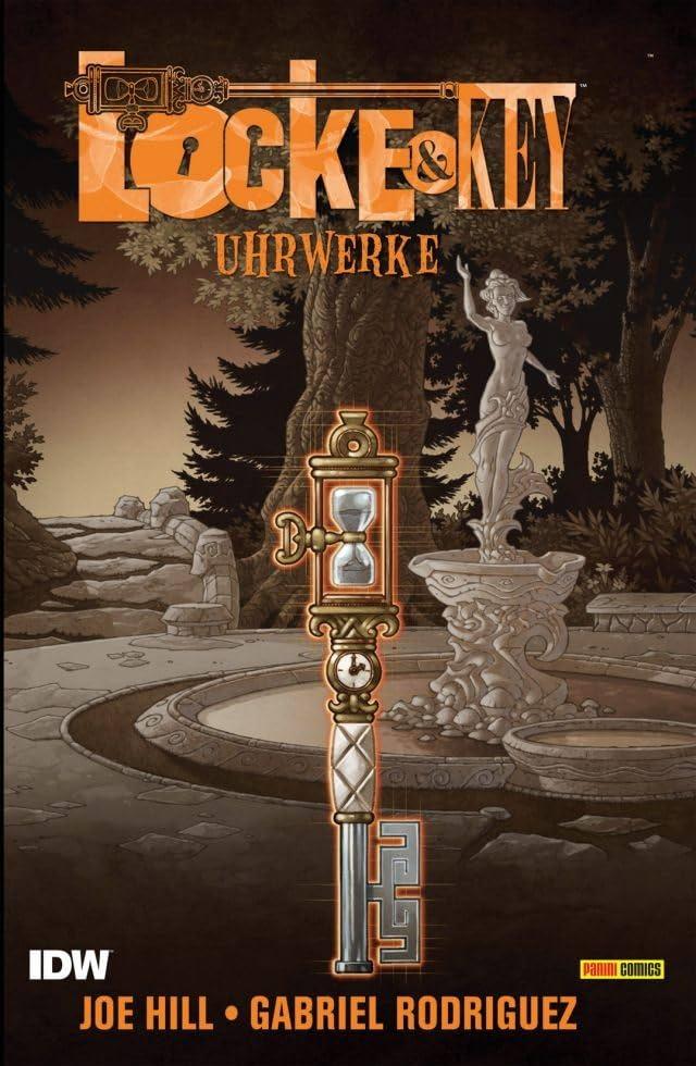 Locke & Key Vol. 5