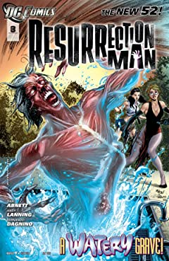 Resurrection Man (2011-2012) #3