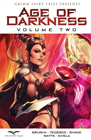 Grimm Fairy Tales: Age of Darkness Tome 2