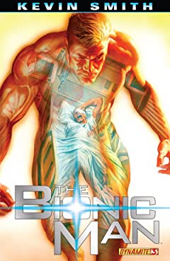 The Bionic Man No.3