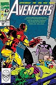 Avengers (1963-1996) #326