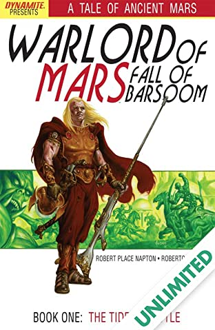 Warlord of Mars: Fall of Barsoom #1 (of 5)