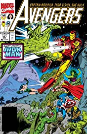Avengers (1963-1996) #327
