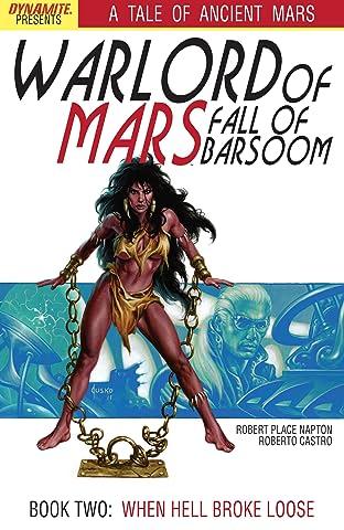 Warlord of Mars: Fall of Barsoom #2 (of 5)