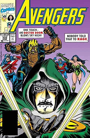 Avengers (1963-1996) #333