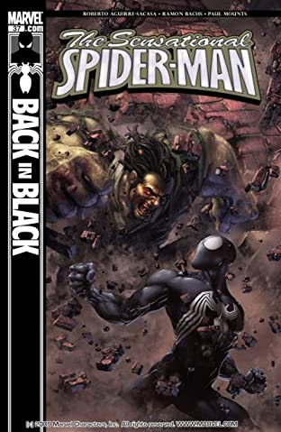 Sensational Spider-Man (2006-2007) No.37