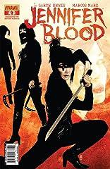 Garth Ennis' Jennifer Blood #4