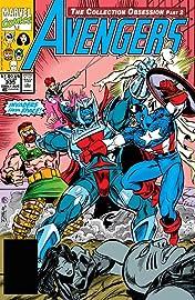 Avengers (1963-1996) #335