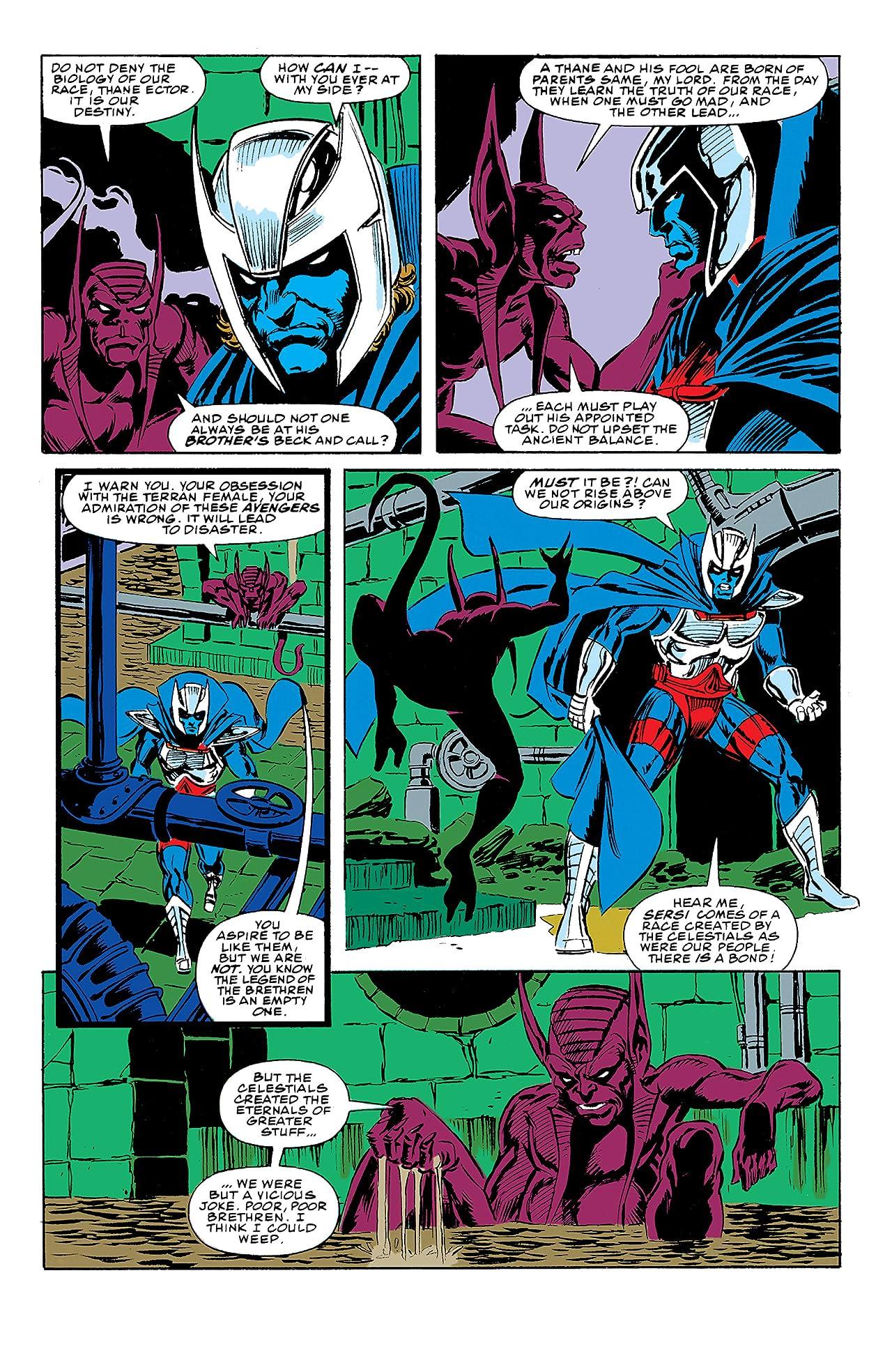 Avengers (1963-1996) #337