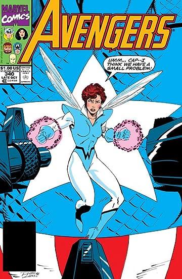 Avengers (1963-1996) #340