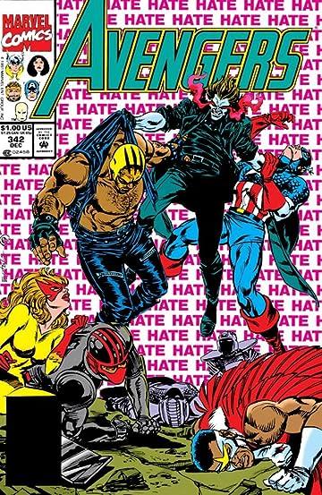 Avengers (1963-1996) #342