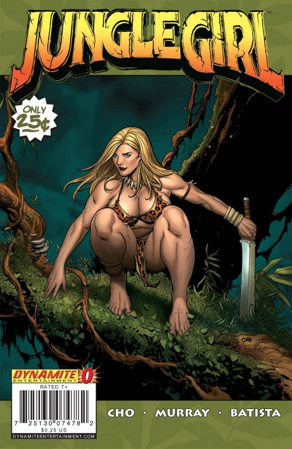 Jungle Girl: Season One #0