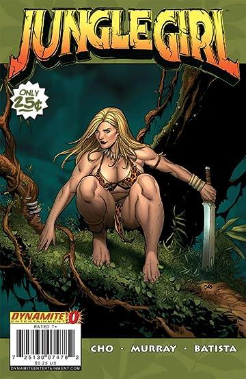 Jungle Girl: Season One #0