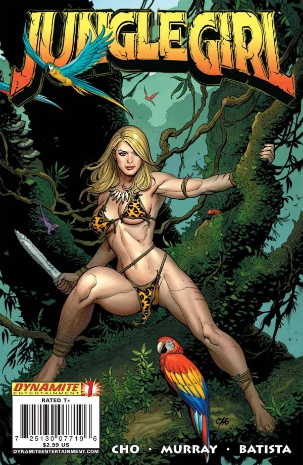 Jungle Girl: Season One #1