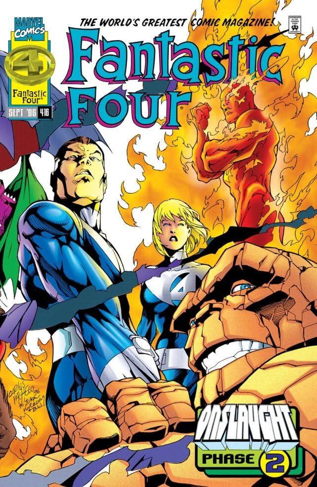 Fantastic Four (1961-1998) #416