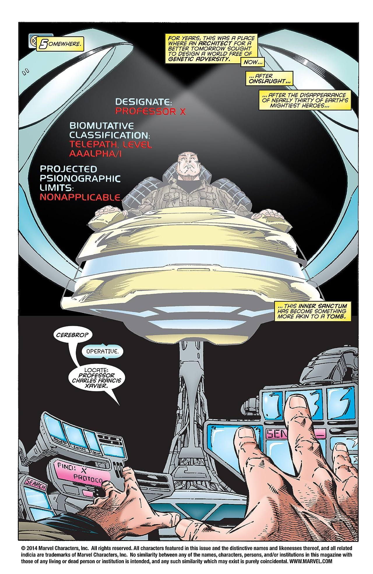 X-Men (1991-2001) #57