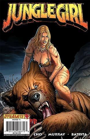 Jungle Girl: Season One #4