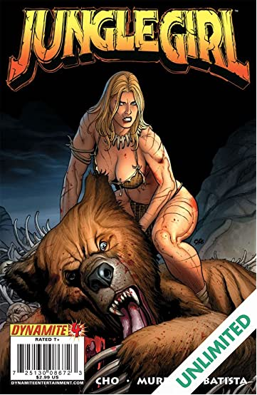 Jungle Girl: Season One #4