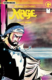 Mage: The Hero Discovered #9