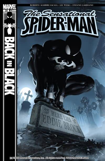 Sensational Spider-Man (2006-2007) #38