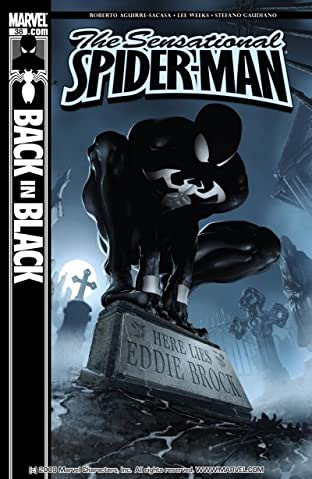 Sensational Spider-Man (2006-2007) No.38