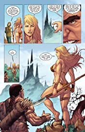 Jungle Girl: Season Two #1 (of 5)