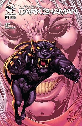 Dark Shaman No.2 (sur 4)