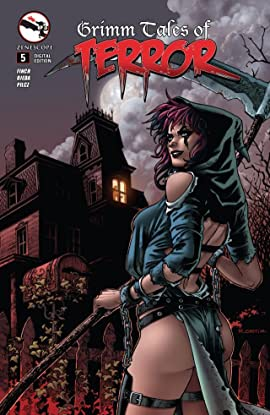 Grimm Tales of Terror Vol. 1 #5