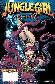 Jungle Girl: Season Two #2 (of 5)