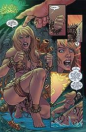 Jungle Girl: Season Two #3 (of 5)