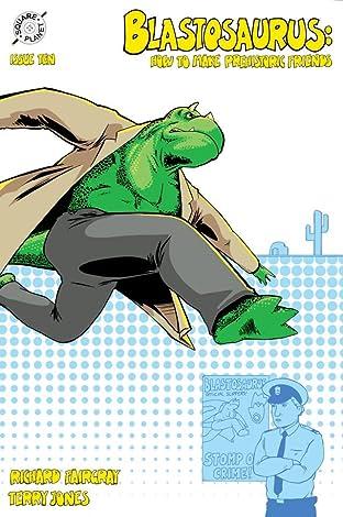 Blastosaurus #10