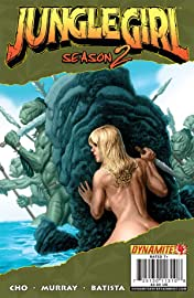 Jungle Girl: Season Two #4 (of 5)