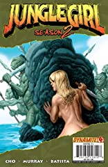 Jungle Girl: Season Two  #4