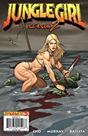 Jungle Girl: Season Two #5 (of 5)