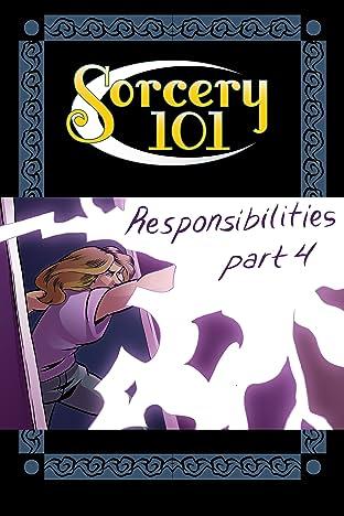 Sorcery 101 No.12